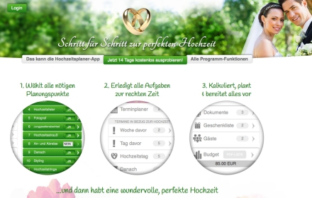 Software+Portal Gardelegen Hochzeit & Eventmanagement
